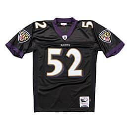 Ray Lewis 2004 Authentic Jersey Baltimore Ravens