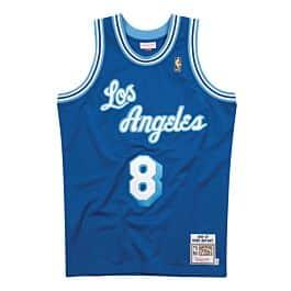 Authentic Jersey Los Angeles Lakers Alternate 1996-97 Kobe Bryant