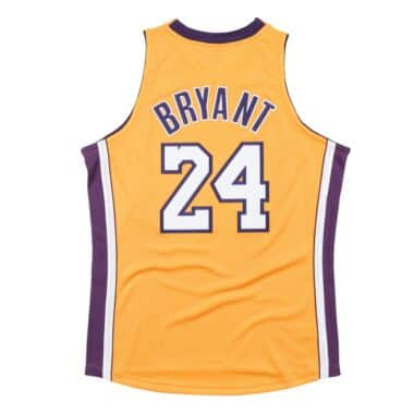 Authentic Jersey Los Angeles Lakers Home 2008-09 Kobe Bryant