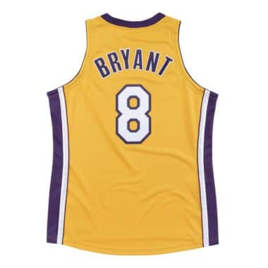 Authentic Jersey Los Angeles Lakers Home Finals 1999-00 Kobe Bryant