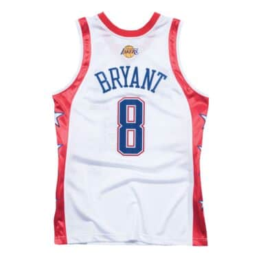 Authentic Kobe Bryant All Star West 2004-05 Jersey