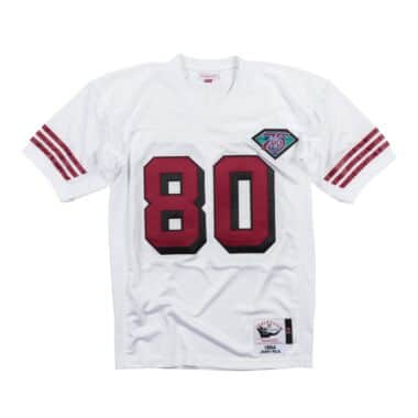 San Francisco 49ers Throwback Apparel Jerseys Mitchell Ness Nostalgia Co