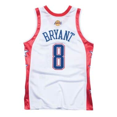 Kobe Bryant 2004 All Star West Authentic Jersey
