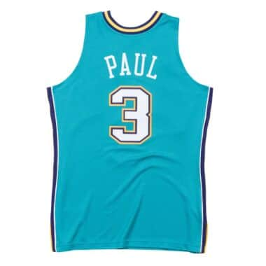 Authentic Jersey New Orleans Hornets Road 2005-06 Chris Paul
