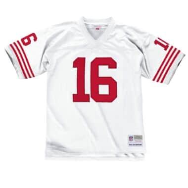 San Francisco 49ers Throwback Apparel & Jerseys   Mitchell & Ness ...