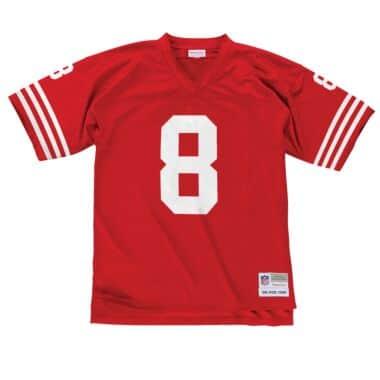San Francisco 49ers Throwback Apparel & Jerseys | Mitchell & Ness ...