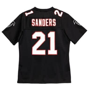 Women's Legacy Deion Sanders Atlanta Falcons Jersey