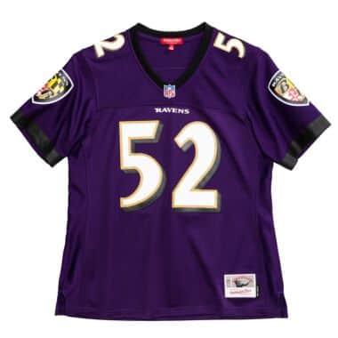 Women's Legacy Ray Lewis Baltimore Ravens Jersey
