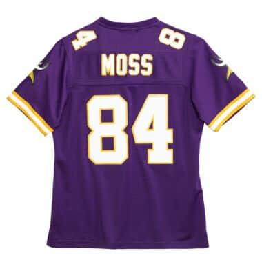 Women's Legacy Randy Moss Minnesota Vikings Jersey