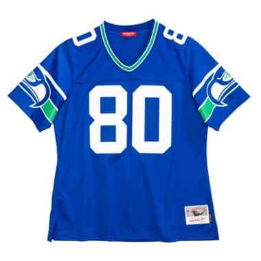Women S Legacy Steve Largent Seattle Seahawks Jersey Shop Mitchell Ness Authentic Jerseys And Replicas Mitchell Ness Nostalgia Co