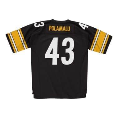 Legacy Jersey Pittsburgh Steelers 2005 Troy Polamalu