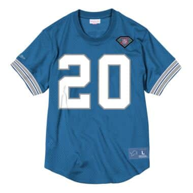 black and blue lions jersey