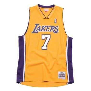 Swingman Lamar Odom Los Angeles Lakers 2009-10 Jersey