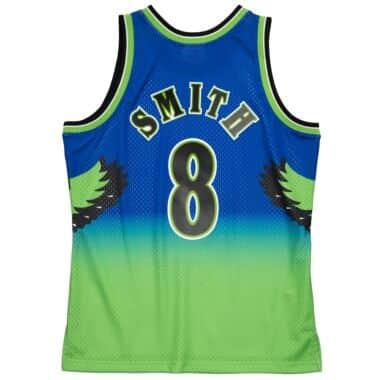 Reload Swingman Steve Smith Atlanta Hawks 1996-97 Jersey