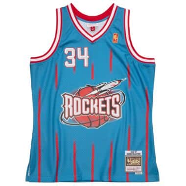 Houston Rockets Throwback Apparel & Jerseys | Mitchell & Ness ...