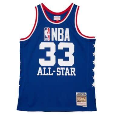 Mitchell /& Ness Classic Swingman All Star West 1991 Basketballshort Herren