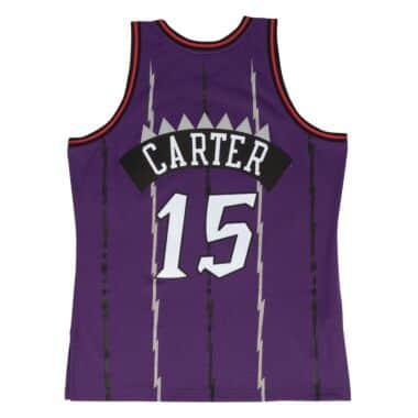 new arrival b0224 21ab5 Vince Carter Swingman Jersey Toronto Raptors Mitchell & Ness ...