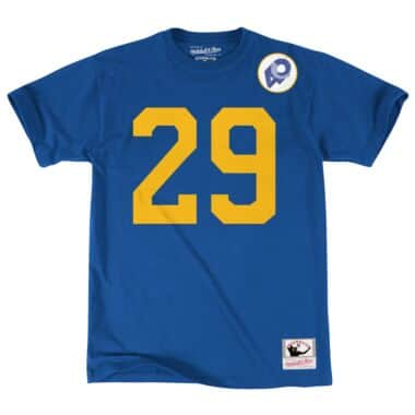 more photos 611d4 271ca Los Angeles Rams Throwback Apparel & Jerseys | Mitchell ...