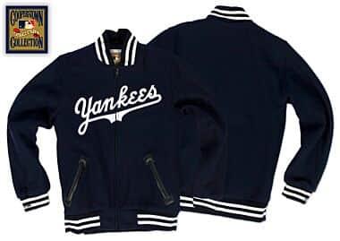 on sale 7cedb 741ba Wool Varsity Jacket New York Jets Mitchell & Ness Nostalgia Co.