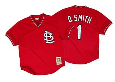 0e292c48 St. Louis Cardinals Throwback Apparel & Jerseys | Mitchell & Ness ...