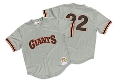 new arrival ce759 778b9 San Francisco Giants Throwback Apparel & Jerseys | Mitchell ...