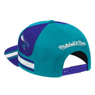 new style 44ae1 2a26d Charlotte Hornets Throwback Apparel & Jerseys | Mitchell ...