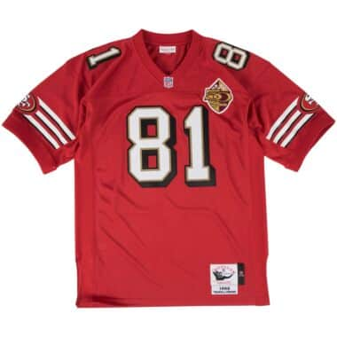 hot sale online 11aa6 60568 San Francisco 49ers Throwback Apparel & Jerseys | Mitchell ...