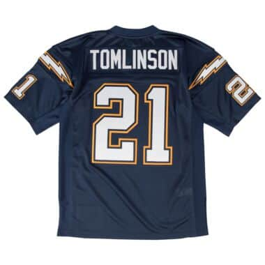 online store 58392 7b96c LaDainian Tomlinson Authentic Jersey 2002 San Diego Chargers