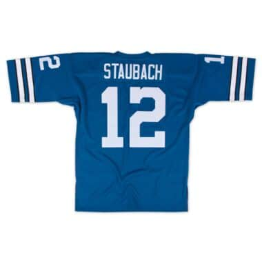 timeless design 52a83 64961 Roger Staubach 1971 Authentic Jersey Dallas Cowboys