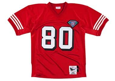 hot sale online 7ab2e 6b93b Jerry Rice 1994 Authentic Jersey San Francisco 49ers ...
