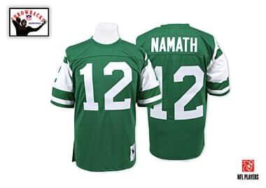 the best attitude e9b1c 764f9 New York Jets Throwback Apparel & Jerseys | Mitchell & Ness ...