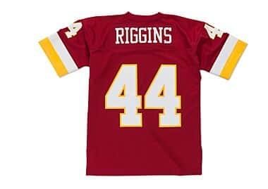 best sneakers 00cfb 39238 John Riggins 1982 Authentic Jersey Washington Redskins
