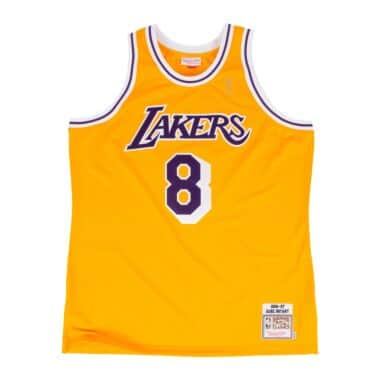 Los Angeles Lakers Throwback Apparel & Jerseys | Mitchell