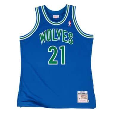 premium selection 3f820 3e09a Minnesota Timberwolves Throwback Apparel & Jerseys ...