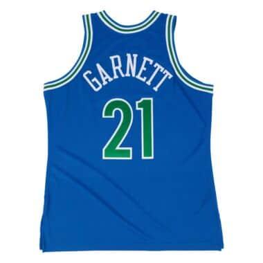 sale retailer c9d21 9bbfe Kevin Garnett 1995-96 Authentic Jersey Minnesota Timberwolves