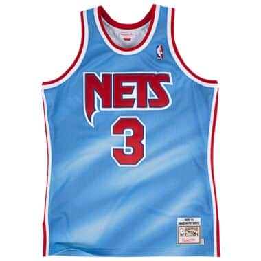 super popular 513f7 0b790 New Jersey Nets Throwback Apparel & Jerseys | Mitchell ...