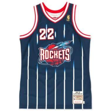 uk availability 3eefc 3f84a Jerseys - Houston Rockets Throwback Apparel & Jerseys ...