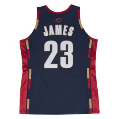 los angeles 2914e b61fd Cleveland Cavaliers Throwback Apparel & Jerseys | Mitchell ...