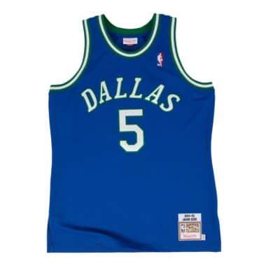 quality design a29b0 7f266 Dallas Mavericks Throwback Apparel & Jerseys | Mitchell ...