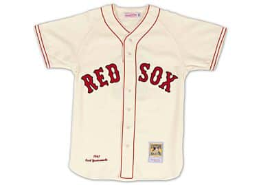 get cheap 4f29a 6687c Boston Redsox Throwback Sports Apparel & Jerseys | Mitchell ...