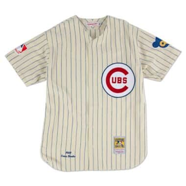 detailed look e1542 aa706 Ryne Sandberg 1984 Authentic Jersey Chicago Cubs Mitchell ...