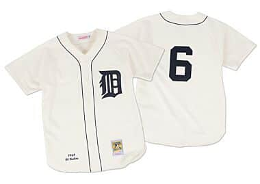 quality design fa90a c9655 Detroit Tigers Throwback Apparel & Jerseys | Mitchell & Ness ...