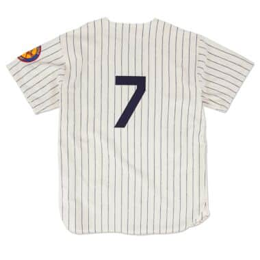 innovative design b2b21 fba3a Mickey Mantle 1952 Authentic Jersey New York Yankees