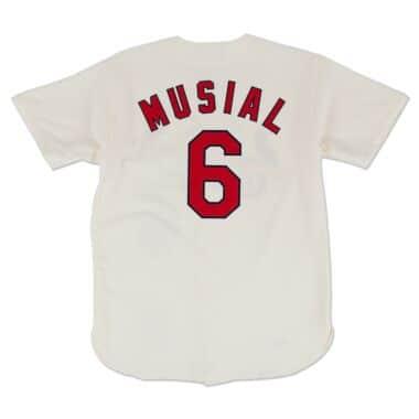 ba1bcef2 Stan Musial 1963 Authentic Jersey St. Louis Cardinals