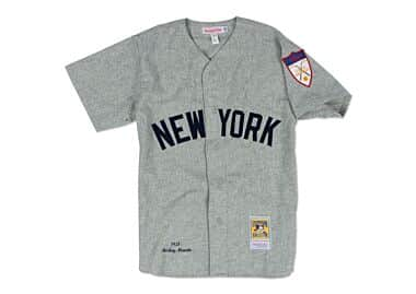 competitive price cbb96 8d27a Mickey Mantle 1951 Authentic Jersey New York Yankees