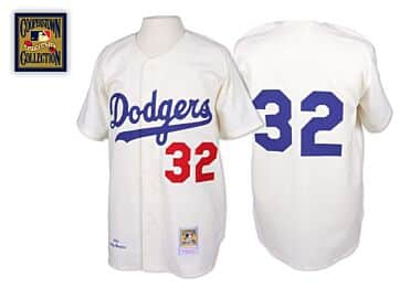 newest collection e85f7 5aa3c Brooklyn Dodgers Throwback Sports Apparel & Jerseys ...