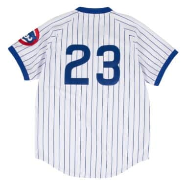 innovative design 1215f 4d7a8 Ryne Sandberg 1987 Authentic Jersey Chicago Cubs