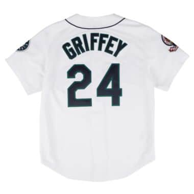competitive price bfb62 4e52d Ken Griffey Jr. 1995 Authentic Jersey Seattle Mariners ...