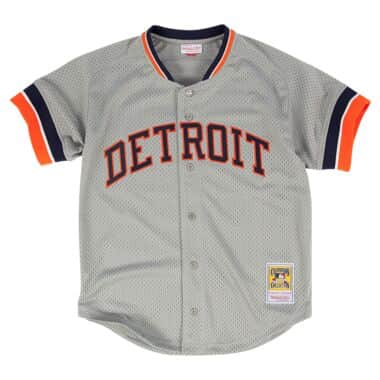 new product f5301 96c61 Mesh BP Jerseys - Detroit Tigers Throwback Apparel & Jerseys ...