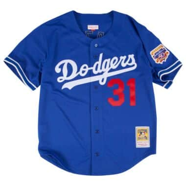 wholesale dealer 052c5 1100c Los Angeles Dodgers Throwback Apparel & Jerseys | Mitchell ...